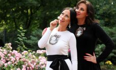 Liveta Kazlauskienė nekantrauja, kada galės sūpuoti dukros pirmagimį