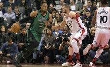 """J. Valančiūnas dominavo aikštėje rungtynėse su """"Celtics"""" ekipa"""