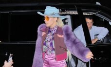 Kova dėl dėmesio: naujas Lady Gaga koziris – vulgarūs kaubojiški apdarėliai