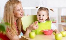 11 patarimų apie vaikų mitybą, kuriuos turi žinoti kiekvienas tėtis ir mama