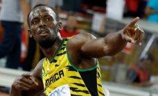 Pasaulio lengvosios atletikos čempionato vyrų 200 m bėgimą laimėjo U. Boltas
