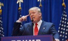 NBC skelbia nutraukianti bendradarbiavimą su D. Trumpu