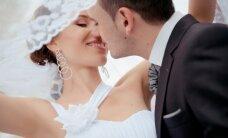 Jaunavedžiai vis dar ieško originalių vietų susituokti