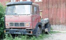 """Neįtikėtini sunkvežimio vairuotojo nuotykiai. Pirmoji kelionė į Vakarus su """"Super MAZ"""""""
