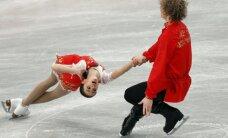 Estijos čiuožimo viltis N. Zabijako pasirinko atstovauti Rusijai