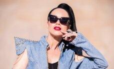 Ingrida Kazlauskaitė žengia į madingų drabužių rinka  naujoje fotosesijoje atrodo pribloškiančiai