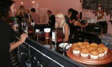 Apsilankymas naujoje kavinėje – šansas bedarbiams