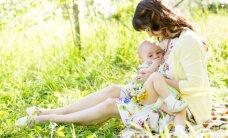Žindymas: kokia nauda motinai ir vaikui?