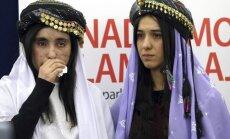 Irako jazidės Europos Parlemente