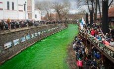 Švento Patriko diena Vilniuje