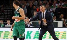 Eurolyga. Kauno Žalgiris - Bambergo Brose Basket