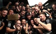 Formulės-1 Mercedes komanda
