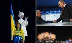 Parolimpiados uždaryme – padėka V. Putinui ir Ukrainos prašymas taikos