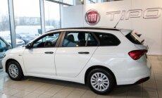 Fiat Tipo pristatymas