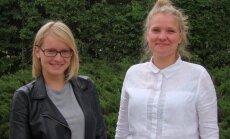 Danijos ambasados žingsniuotojų komanda
