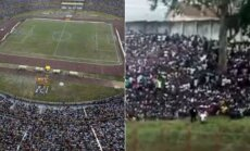 Futbolo tragedija Angoloje (Twitter nuotr.)