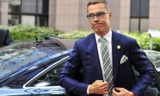 Prime Minister of Finland Alexander Stubb