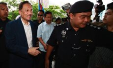 Malaizijos opozicijos lyderis Anwaras Ibrahimas