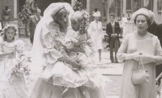 Slapti kadrai iš karališkųjų vestuvių