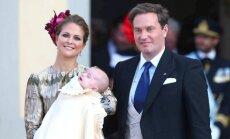 Švedijos princo Nicolaso krikštynos