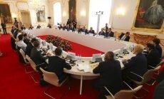 Europos Vadovų Tarybos susitikimas Bratislavoje
