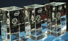 Intel Business Challenge Europos finalas