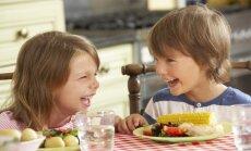 Mitybos specialistės patarimai, kaip suformuoti teisingus vaikų mitybos įpročius