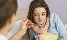 Kaip atskirti gripą nuo peršalimo