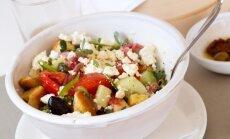 Graikiškos salotos kitaip