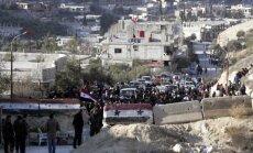 Sirija, Barados slėnis