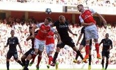 Futbolas: Liverpool – Arsenal