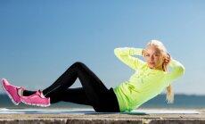 Jei nori turėti gražias kojas, įsidėmėk šiuos du pratimus