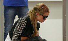 Paris Hilton Milane