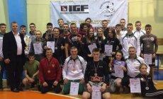 Lietuvos graplingo komanda
