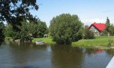 Pakalnės upė