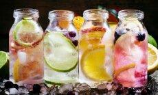 Karštai dienai - limonadų gaiva