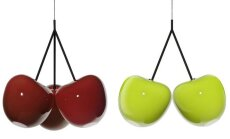 Savito dekoro kūrimas: vyšnios formos šviestuvai
