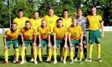 Lietuvos jaunimo (U21) futbolo rinktinė