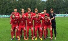 Lietuvos futbolo U16 rinktinė