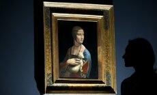 Leonardo da Vinci. Dama su šermuonėliu