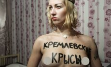 Femen aktyvistė