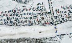 Halls Winter Rally Utenoje