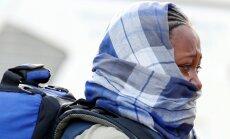 A refugee