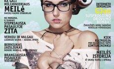 2013 rugpjūčio mėn. Panelės viršelis
