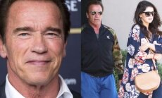 Arnoldas ir Katherine Schwarzenegger