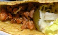 Tacos gaminimas. Tado Ustinavičiaus nuotr.