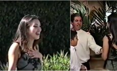 Kim Kardashian ir jos tėtis