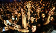 Rokas, muzika, koncertas