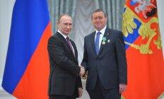 Jiri Maštalka su Vladimiru Putinu