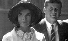 Johnas ir Jackie Kennedy